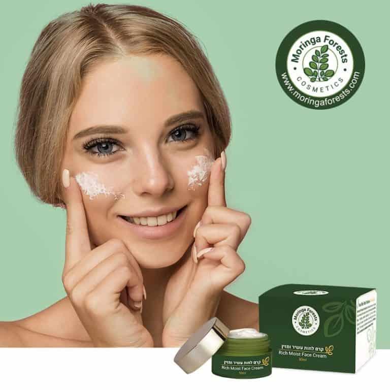 קרם לחות דרמו-קוסמטי (רפואי-טיפולי) המזין את הפנים, מחייה את העור ומחדש את פעילות התאים – מנקה את עור הפנים מפסולת מיותרת, ומזין את עור הפנים בוויטמינים ומינרלים ומקנה לו תחושה רכה, נעימה וטבעית!